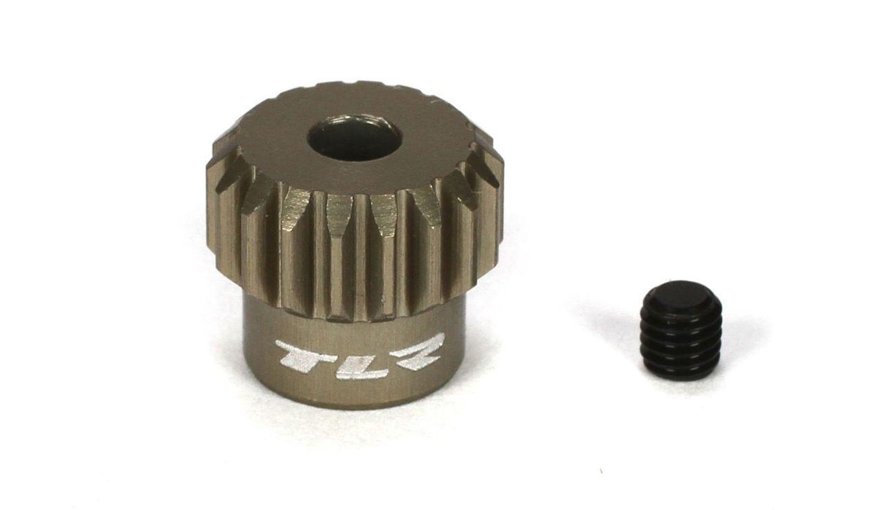 Team Losi Racing Aluminum 48P Pinion Gear