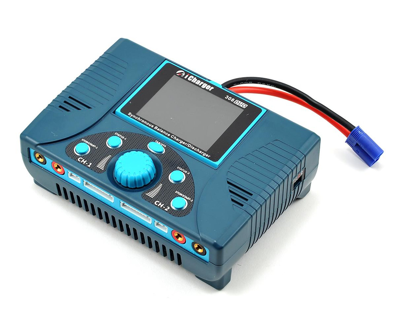 6S//30A//800W Junsi iCharger X6 Lilo//LiPo//Life//NiMH//NiCD DC Battery Charger