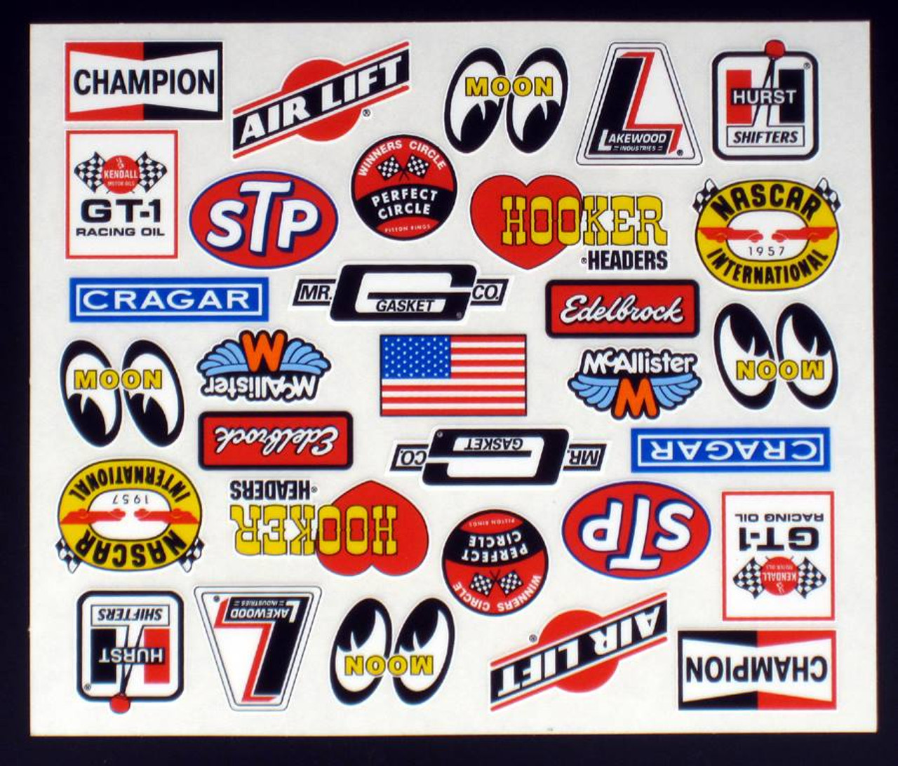 RC Car Decals Late Models Oval 1//10th Addicted to Speed Decals Street Stocks