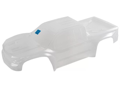 Pro-Line 3507-17 2019 Chevy Silverado Z71 Trail Boss Pre-Cut X-Maxx Body (Clear)