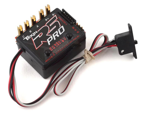 Tekin RS Pro 1160 Black Edition BL Sensored/Sensorless Brushless ESC