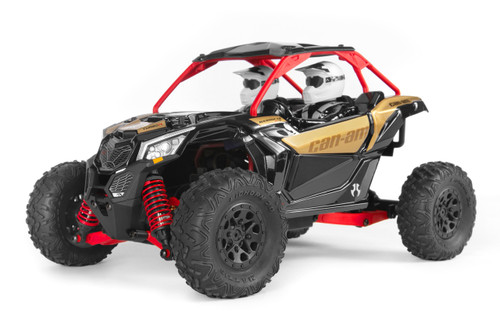 Axial Yeti Jr. Can-Am Maverick X3 1/18 4WD RTR Electric Rock Racer Buggy