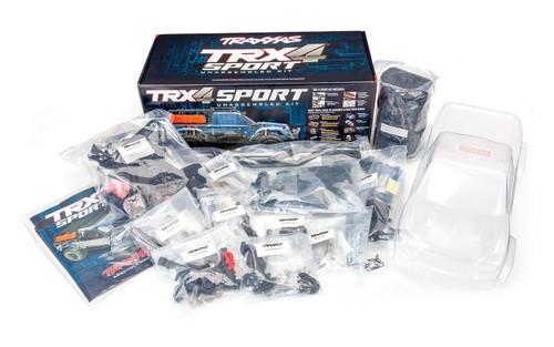 Traxxas TRX-4 Sport 1/10 Scale Trail Rock Crawler Assembly Kit