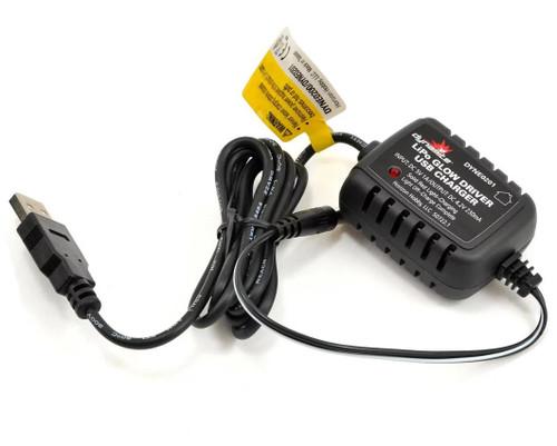 Dynamite 0201 LiPo Glow Driver w/USB Charger