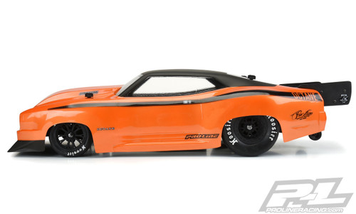 Pro-Line 3524-00 Octane SC 1/10 Short Course Drag Body (Clear)