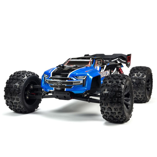 Arrma 1/8 KRATON 6S BLX 4WD Brushless Speed Monster Truck (Blue)