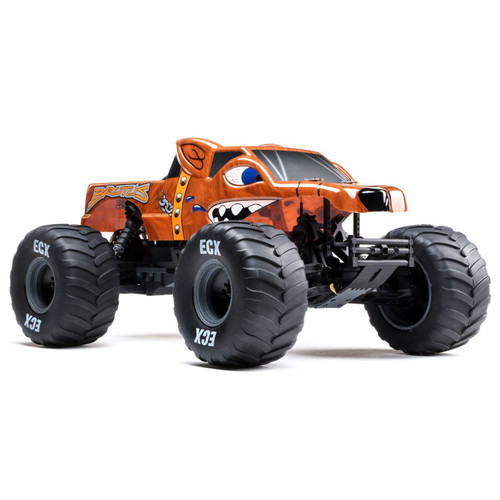 ECX 1/10 Brutus 2WD Monster Truck Brushed
