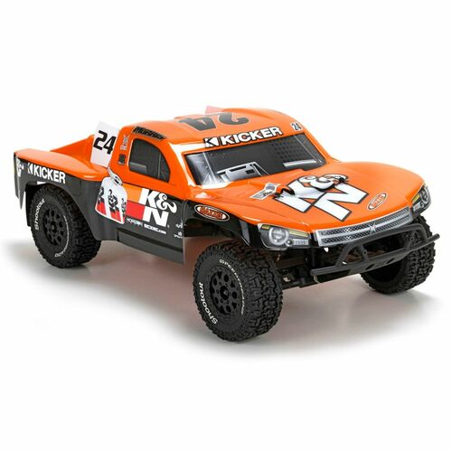 ECX 1/10 Torment 2WD SCT Brushed RTR, No Battery/Charger (K&N)