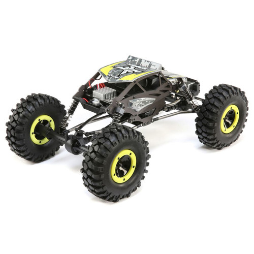 ECX 1/18 Temper 4WD Gen 2 Brushed RTR (Yellow)