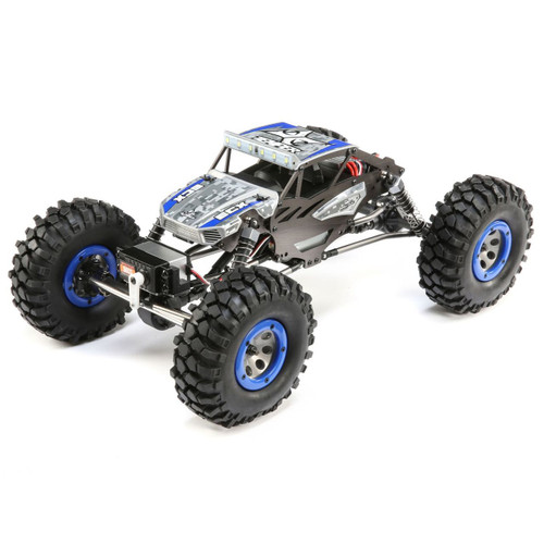 ECX 1/18 Temper 4WD Gen 2 Brushed RTR (Blue)