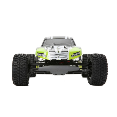 ECX AMP 1/10 RTR 2WD Monster Truck w/2.4GHz Radio (Black/Green)