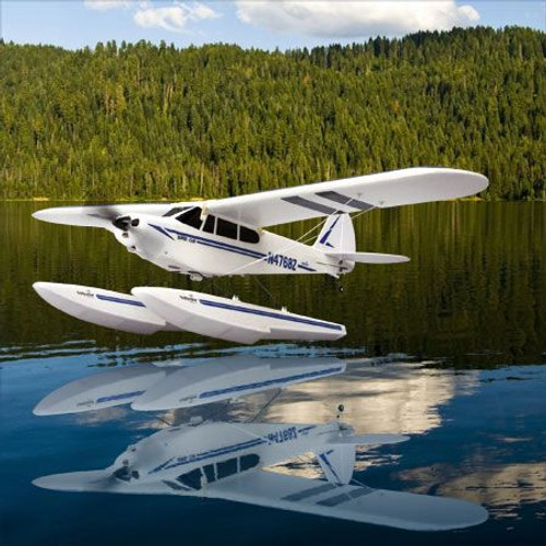 HobbyZone 7390 Super Cub LP Float Set (Valiant)