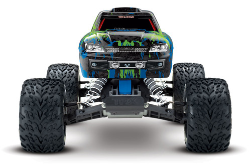 Traxxas Stampede VXL Brushless 1/10 RTR 2WD Monster Truck w/TQi 2.4GHz Radio & TSM (Green)