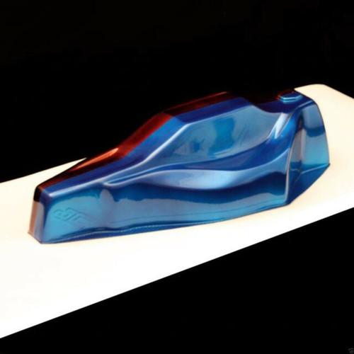 Spaz Stix Candy Blue Hard Anodized Candy Airbrush Paint 2oz