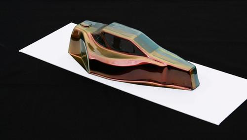 Spaz Stix Gold/Red Color Change Aerosol Paint 3.5oz