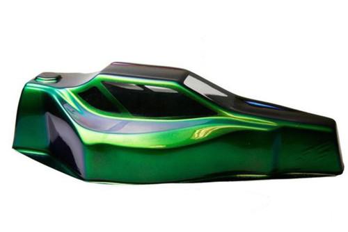 Spaz Stiz Green/Purple/Teal Color Changing Paint Aerosol Paint 3.5oz