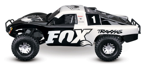 Traxxas Slash VXL 2WD Brushless 1/10 RTR Short Course Truck w/TQi, TSM (FOX)