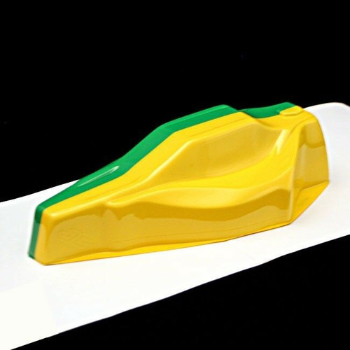 Spaz Stix Solid Yellow Aerosol Paint 3.5oz