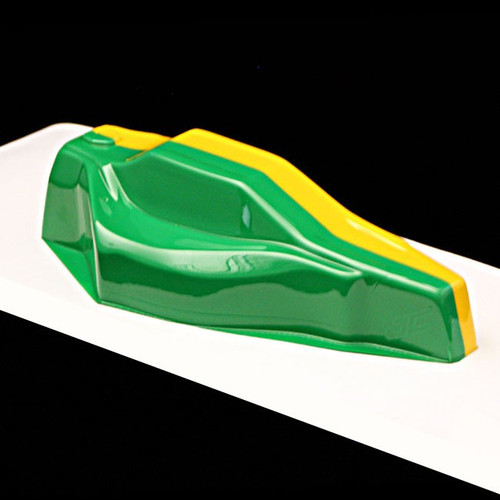 Spaz Stix Solid Green Aerosal Paint 3.5oz