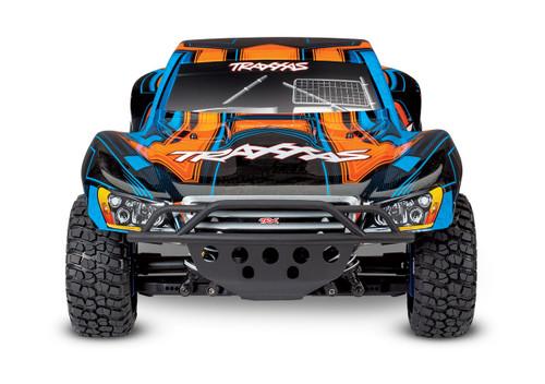 Traxxas Slash 4X4 Ultimate RTR 4WD Short Course Truck w/ TSM and TQi 2.4GHz Radio (Orange)