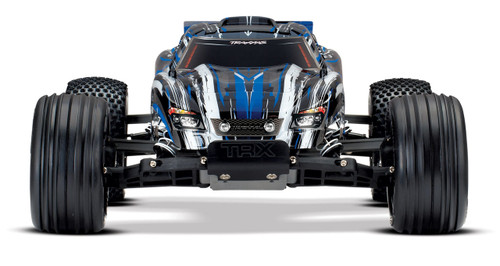 Traxxas Rustler 1/10 RTR 2WD Electric Stadium Truck w/XL-5 ESC & TQ 2.4GHz Radio (Blue)