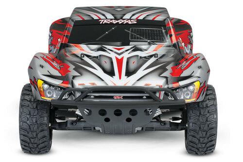 Traxxas Slash 1/10 RTR Electric 2WD Short Course Truck w/TQ 2.4GHz Radio System (Red)