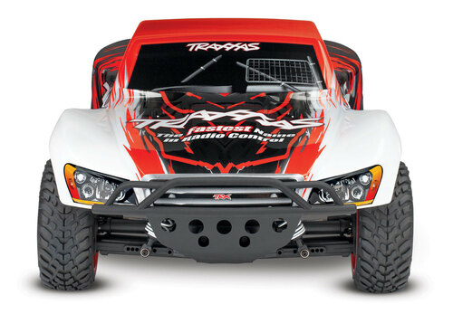 Traxxas Slash 4X4 VXL Brushless 1/10 4WD RTR Short Course Truck w/TQi & TSM (Red)