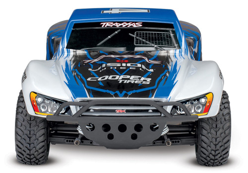 Traxxas Slash 4X4 VXL Brushless 1/10 4WD RTR Short Course Truck w/TQi & TSM (Vision)