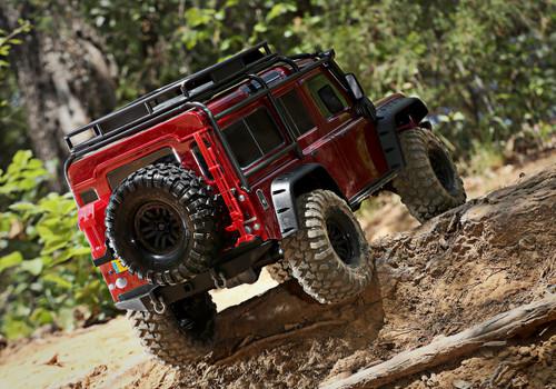 Traxxas 8023 TRX-4 Jack (Red)