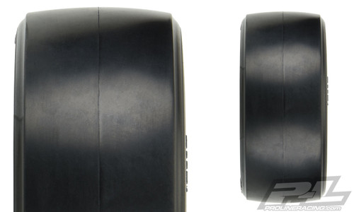 Pro-Line 10157-17 Hoosier Drag Slick 2.2/3.0 SCT Rear Tires (MC) (2)