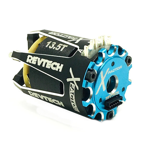 Team Trinity X Factor 13.5T Team ROAR Spec Brushless Motor