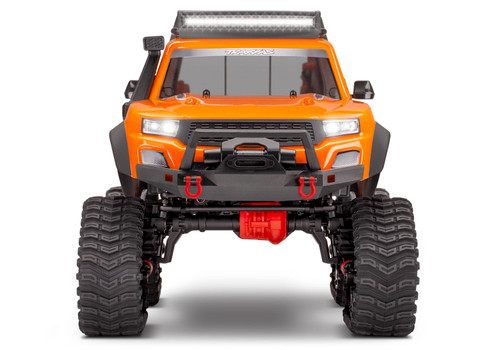 Traxxas TRX-4 1/10 Scale Trail Rock Crawler w/All-Terrain Traxx (Orange)