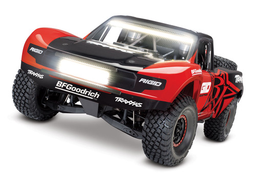 Traxxas Unlimited Desert Racer 6S RTR 4WD Electric Race Truck w/TQi 2.4GHz Radio w/Light Kit (Rigid)