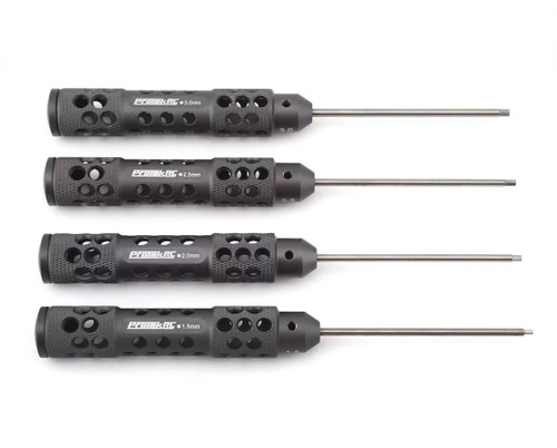 ProTek RC Aluminum Turnbuckle Wrench Set 3, 3.2, 3.5, 3.7, 4, 5, 5.5 /& 6mm