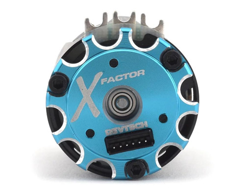 Team Trinity X Factor 17.5T Team ROAR Spec Brushless Motor