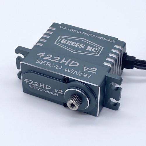 Reefs RC 422HDv2 Servo Winch w/ Built In Controller