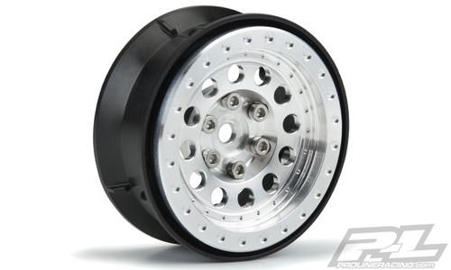 "Pro-Line 2781-00 Rock Shooter 1.9"" Aluminum Composite Internal Bead-Loc Wheels (2)"