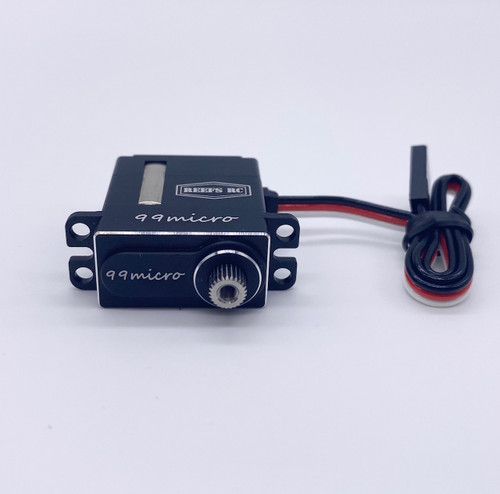 Reefs RC 99micro High Torque/Speed Metal Gear Digital Micro Servo (High Voltage)