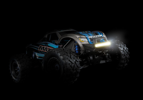 Traxxas 8990 Complete LED Light Kit, Maxx