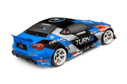 HPI Racing RS4 Sport 3 Drift RTR Dai Yoshihara Subaru BRZ