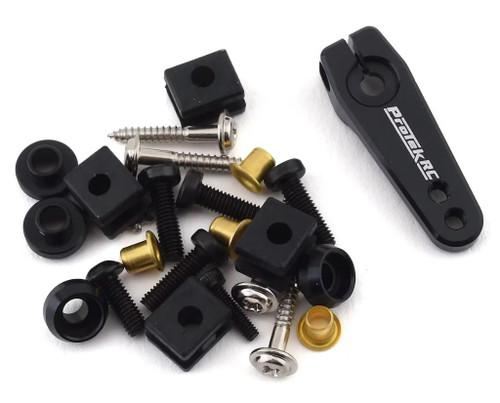 """ProTek RC 160TBL """"Black Label"""" Low Profile High Torque Brushless Servo (High Voltage/Metal Case)"""