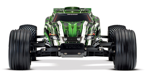Traxxas Rustler 1/10 RTR 2WD Electric Stadium Truck w/XL-5 ESC & TQ 2.4GHz Radio (Green)