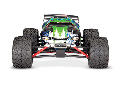 Traxxas E-Revo 1/16 4WD Brushed RTR Truck (Green) w/2.4GHz Radio, Titan 550 and Battery