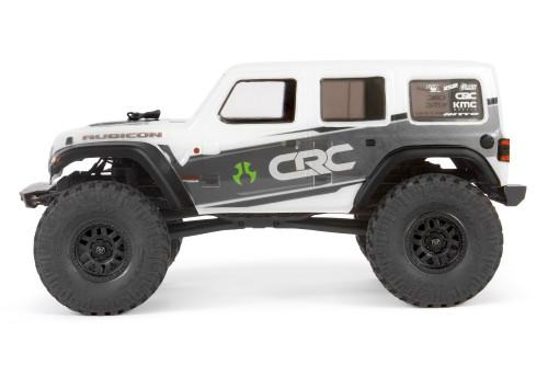 Axial 1/24 SCX24 2019 Jeep Wrangler JLU CRC Rock Crawler 4WD RTR, White