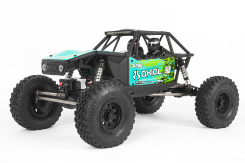 Axial Capra 1.9 Unlimited Trail Buggy RTR, Green