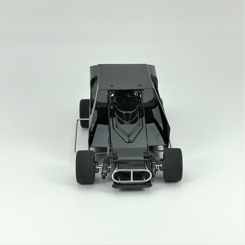 1RC Racing 1/18 EDM, Black, RTR