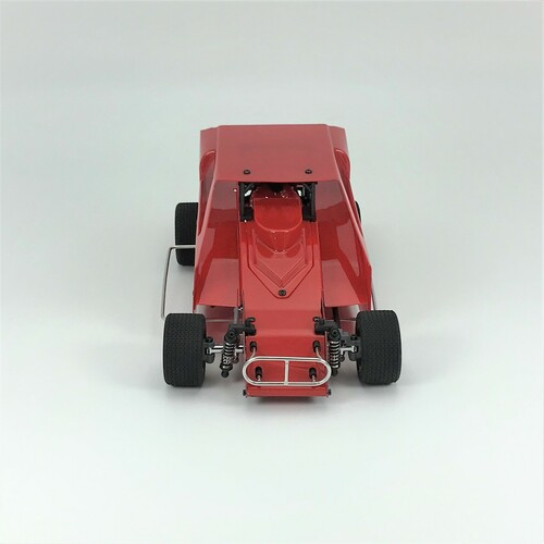 1RC Racing 1/18 EDM, Red, RTR