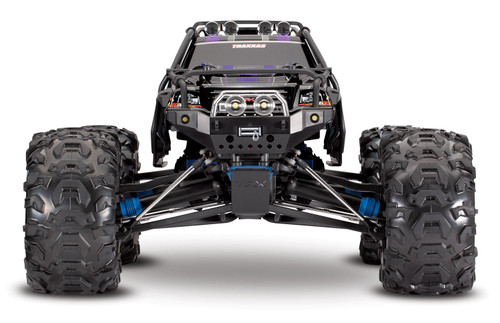 Traxxas Summit 1/10 Scale 4WD Extreme Terrain Monster Truck (Purple)