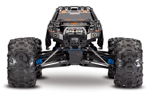 Traxxas Summit 1/10 Scale 4WD Extreme Terrain Monster Truck (Orange)