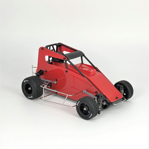 1 RC Racing 1/18 Midget 2.0, Red, RTR